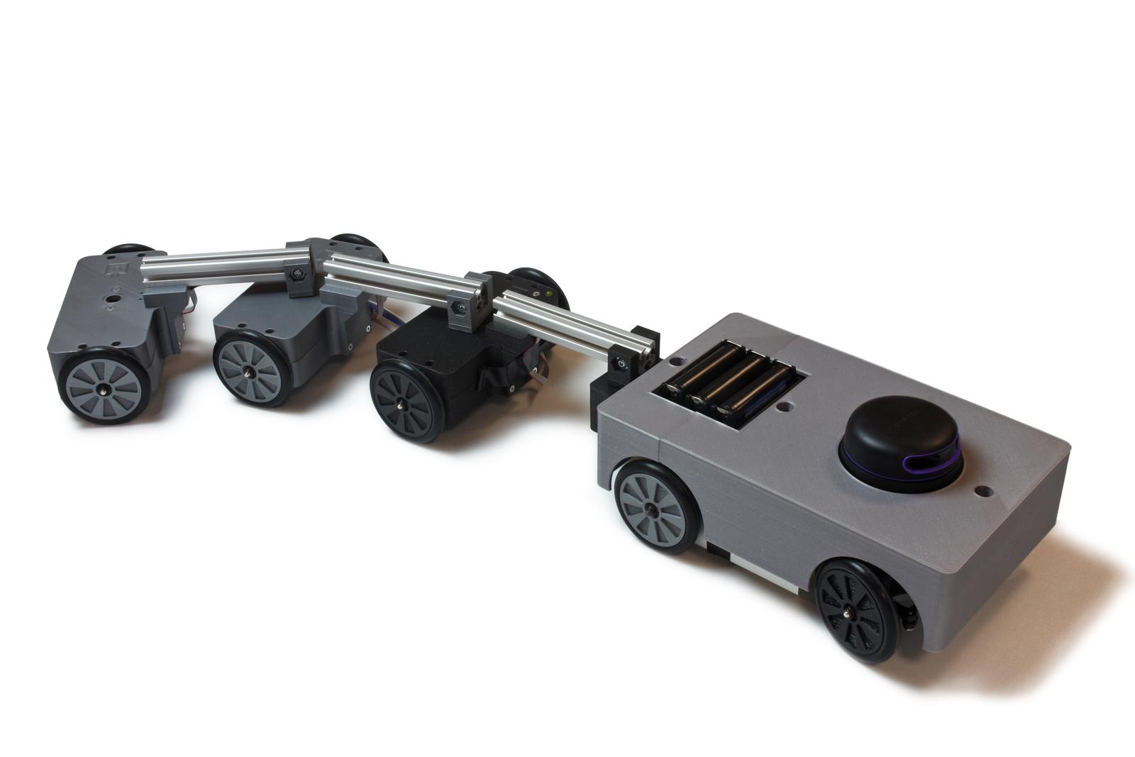 Autonomous Reversing T3T