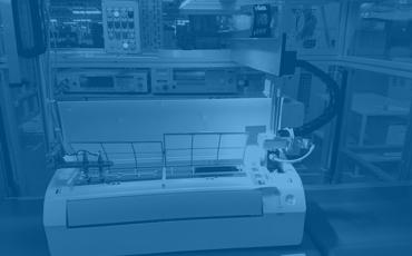 Robotický manipulátor pro automatické testování